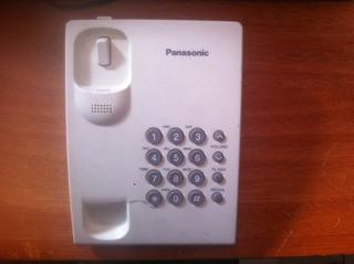 Teléfono Panasonic Kx-ts500lxw