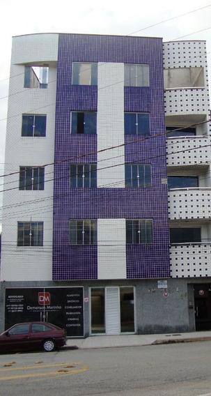 Apartamento Com 3 Quartos Para Comprar No Cidade Nobre Em Ipatinga/mg - 3104