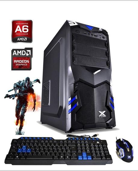 Pc Gamer A6 7480 / 8gb / Radeon R5 2gb