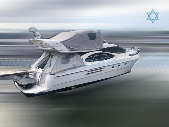 Lancha Intermarine 500 Barco Iate N Phantom Cimitarra Alpha