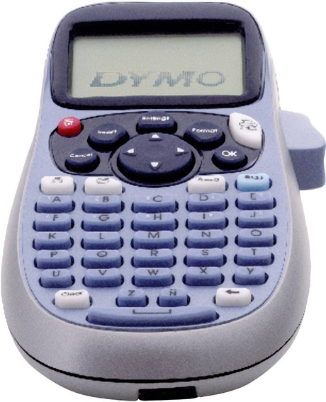 *rotulador Dymo Letratag Lt100h + Fita 91331 Extra