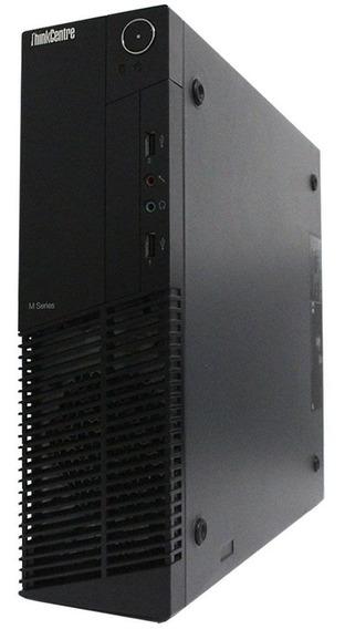 Computador Lenovo Thinkcenter M91 I3 4gb 1tb Hd- Seminovo
