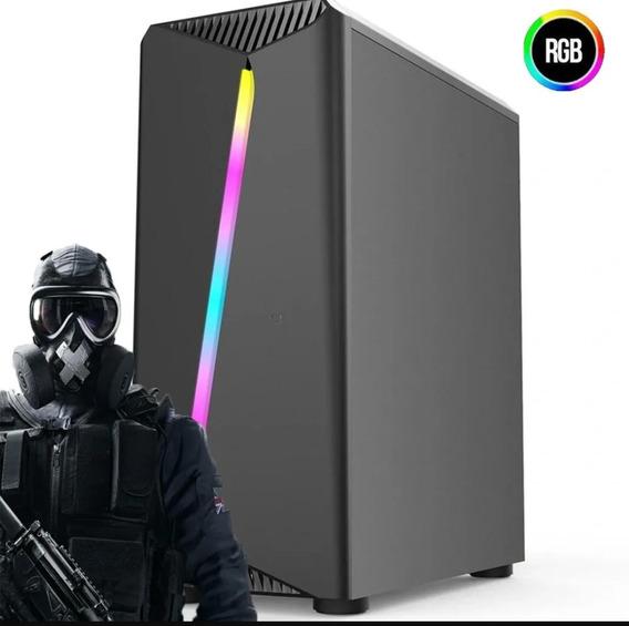 Computador Gamer I5 8gb Geforce 2gb 128bits Ssd 120gb