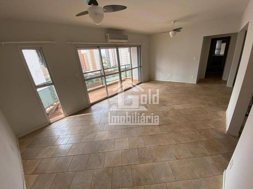 Apartamento Com 4 Dormitórios À Venda, 167 M² Por R$ 530.000 - Centro - Ribeirão Preto/sp - Ap3875