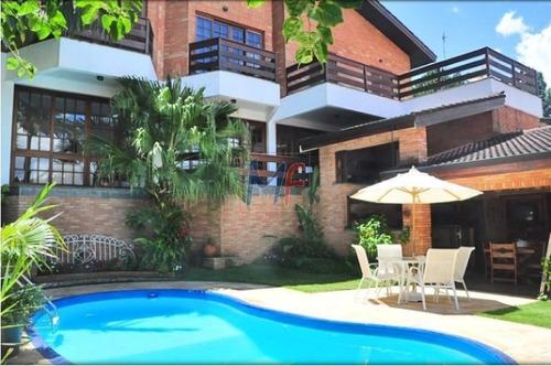 Imagem 1 de 11 de Ref 8528 Casa Em Condomínio Assobradada No Residencial Morada Dos Lagos, 4 Dorm,sendo  2 Suíte, 6 Vagas, 520 M ! Esta Alugado Até 2020 - 8528