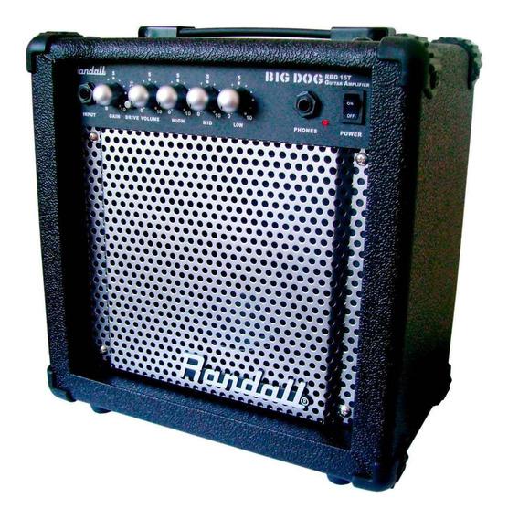 Amplificador Guitarra Randall 15w Rbd15t