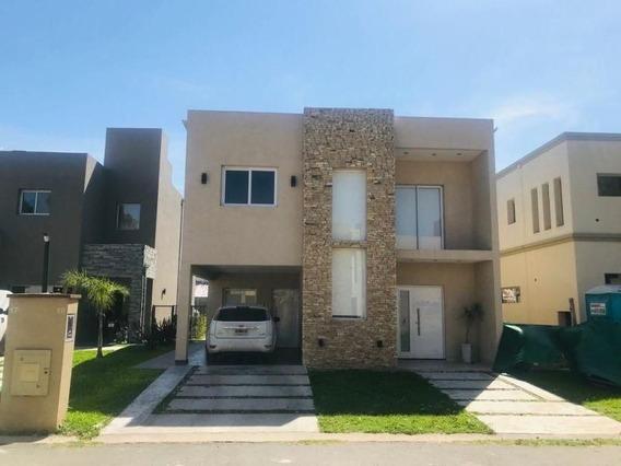 Casa 4 Amb. En Parque Leloir Barrio Cerrado La Arboleda Ii