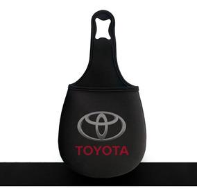 Lixeira Para Carro Toyota Personalizada Em Neoprene 5 Peças