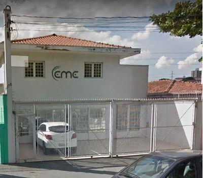 Casa Comercial À Venda, Jardim Ester, São Paulo - Ca0133. - Ca0133