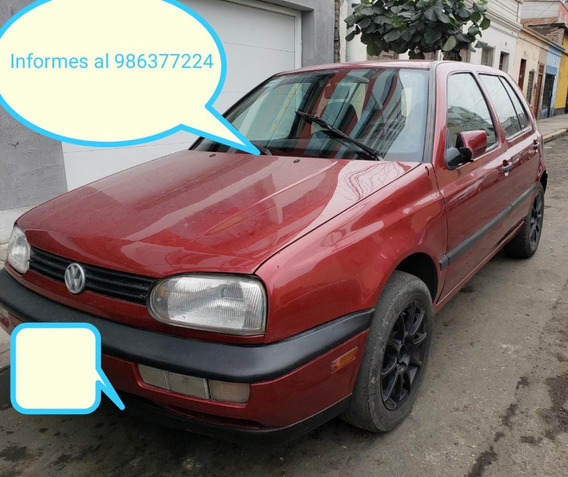 Volkswagen Golf Gl 1994 (excelente Estado)