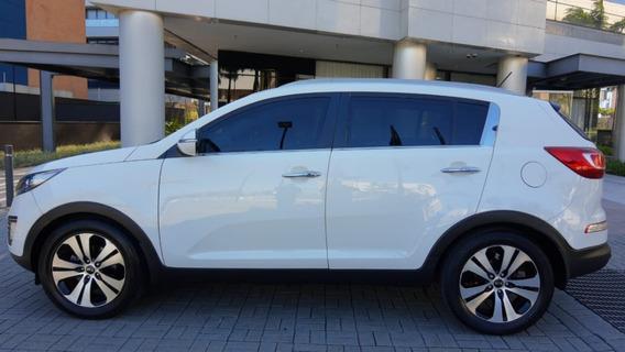 Kia Sportage 2012 2.0 Ex Gasolina 4p Autom - Blindada