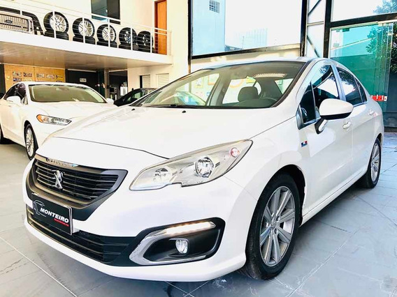 Peugeot 408 2017 1.6 Thp Business Flex Aut. 4p