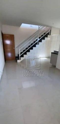 Cobertura Com 2 Dormitórios À Venda, 106 M² Por R$ 320.000,00 - Cidade São Jorge - Santo André/sp - Co5503