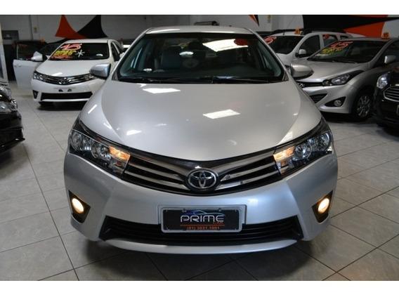 Corolla 2.0 Xei 16v Flex 4p Automático 47460km