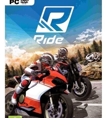 Ride-pc-dvd(midia Fisica)