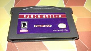 Namco Museum De Gba Funcionando Y Entrego El De Las Fotos.