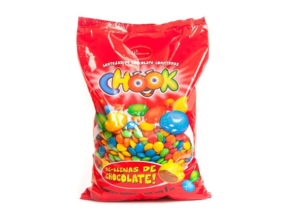 Lentejas Chocolate Chook X1kg