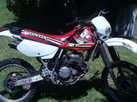 Honda Xr 250 R Cross