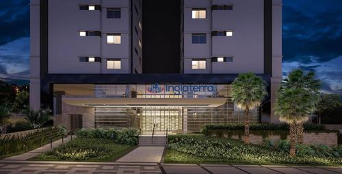 Apartamento À Venda, 216 M² Por R$ 1.643.000,00 - Gleba Palhano - Londrina/pr - Ap0175