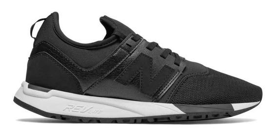 Zapatillas New Balance 247 Dama - Negro
