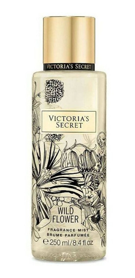 Body Splash Victoria Secret Wid Flower 250ml