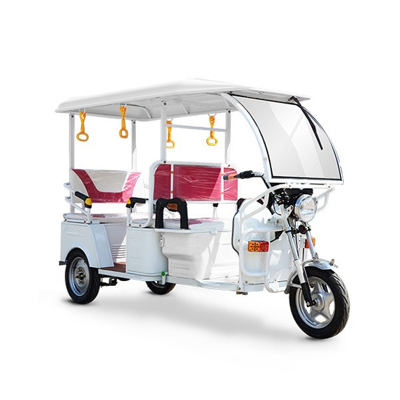 Motocarro Eléctrico Muevetec 2020 Pasajeros