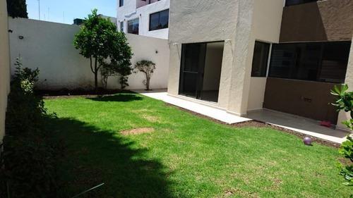 Casa Con Vigilancia Y Jardin En Renta En Parques De La Herradura Huixquilucan