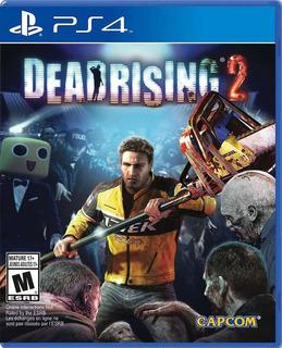 Dead Rising 2 Ps4 ( Sellado ) Envíos Grátis A Todo Chile