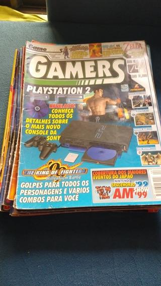 Lote 2 Revistas Gamers