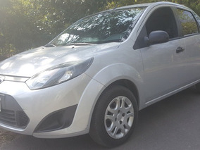 Ford Fiesta 1.6 Max One Ambiente Plus Con Gnc!!!