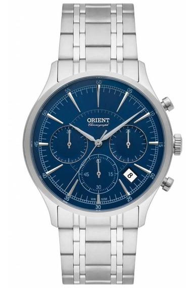 Relógio Masculino Orient Mbssc188 D1sx