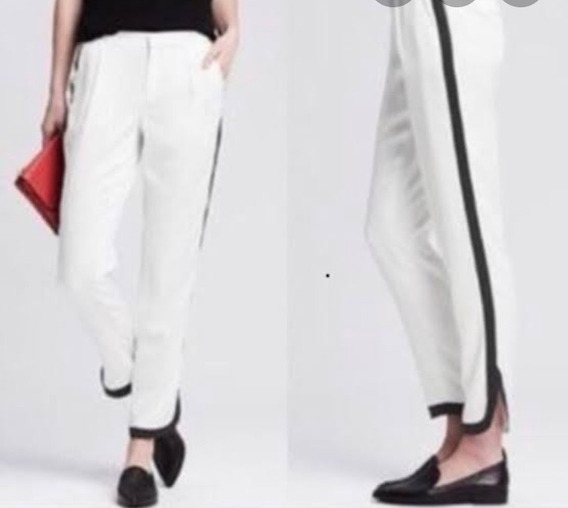 Pantalon Banana Republic, Importado, Talla 0 Trousers Dama