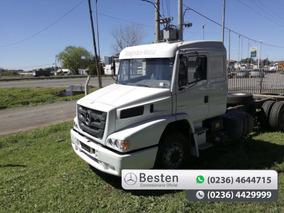 Mercedes Benz Besten Camiones Atron 1735/51 0km Financiación