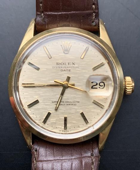 Rolex Oyster Perpetual Date - 1550