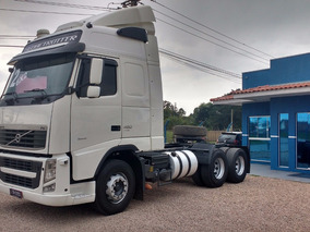 Volvo Fh 460 6x2 Ano 2012