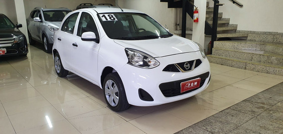 Nissan March - 1.0 S 12v Flex 4p Manual 2018