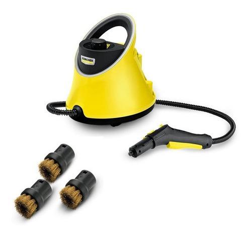Limpiador A Vapor Sc2 Deluxe Easy Fix + Cepillo Cerdas Laton