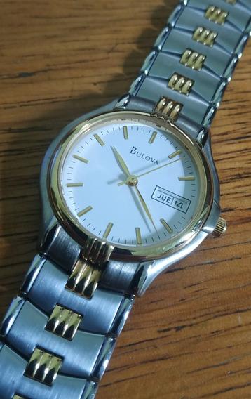 Relógio Bulova 98c45 - Novíssimo, Perfeito Estado