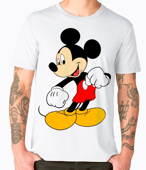 Playera Cleen Alexer Mikey Mouse Playeras Fabulosas Mod 33