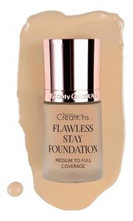 Base De Maquillaje Flawless Stay Beauty Creations Fs4.5