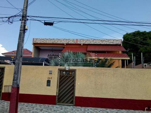 Casa Com 3 Dormitórios À Venda, 240 M² Por R$ 450.000,00 - São José Operário - Manaus/am - Ca2846