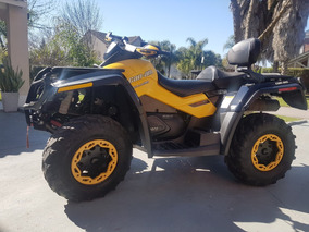 Can-am Max Xtp 2012