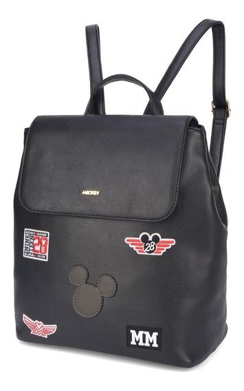 Bolsa Mochila Feminina Mickey Mouse 78396