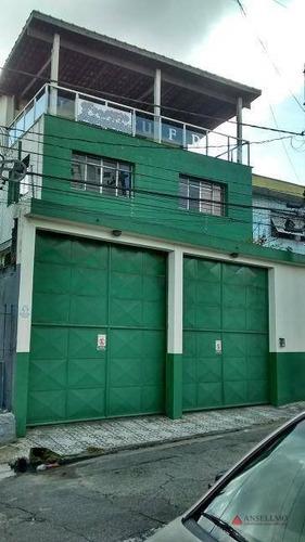 Imagem 1 de 24 de Prédio Para Alugar, 1050 M² Por R$ 9.000,00/mês - Planalto - São Bernardo Do Campo/sp - Pr0054