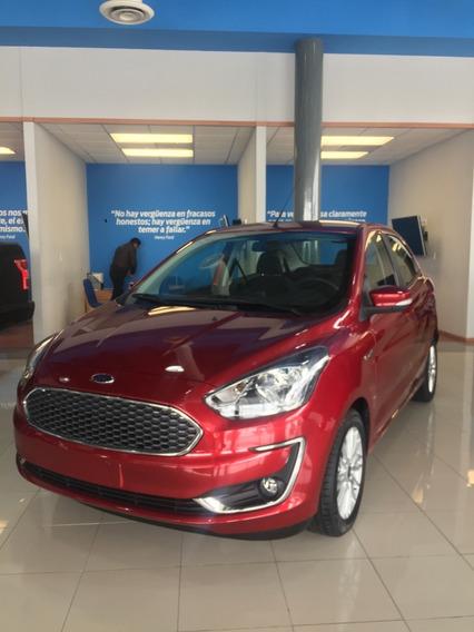 Ford Figo Titanium 2020