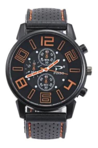 Relógio De Pulso Esportivo Masculino De Silicone(barato)