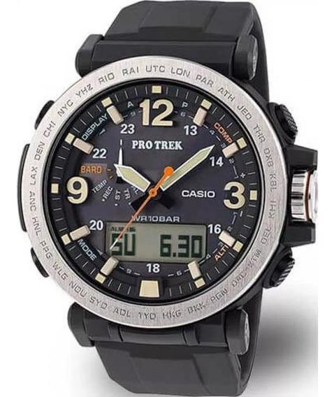 Relógio Casio Pro Trek Prg 600 1cr