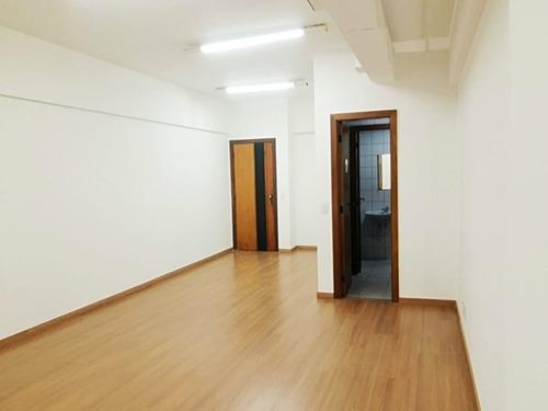 Imagem 1 de 17 de Sala, 35 M² - Venda Por R$ 180.000,00 Ou Aluguel Por R$ 800,00/mês - Centro - Campinas/sp - Sa0422
