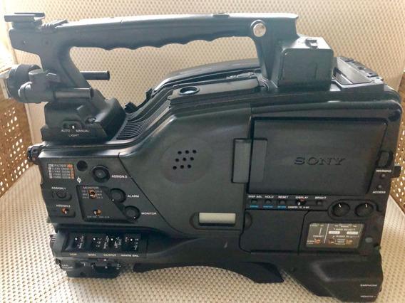 Pdw-f800 C/ Hdv-f20a, Camera, Xdcam H422, Sony - Pouco Uso