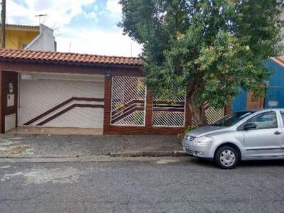 Casa Térrea No Bairro Vila Antonieta,250m² Area Util E 500m² De Terreno - 974